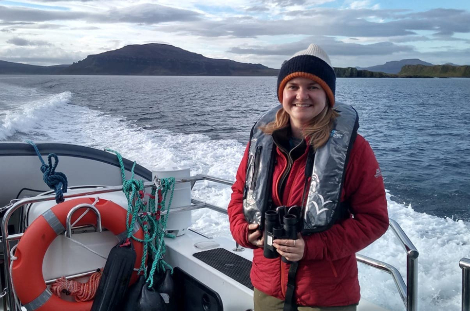 Bute-iful porpoises in Wemyss Bay and a trip to St Kilda