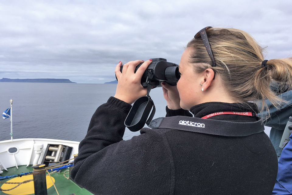Behind the Scenes - ORCA Wildlife Officers