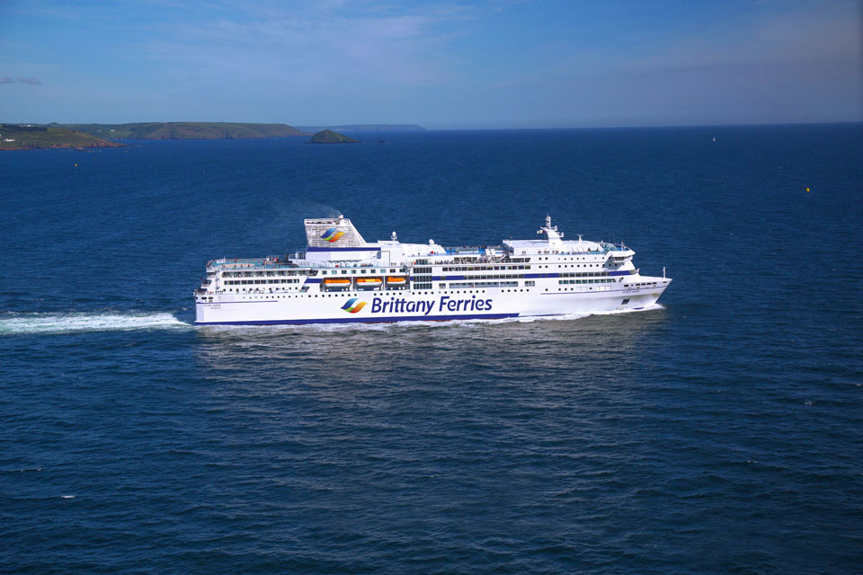 Pont-Aven change of schedule