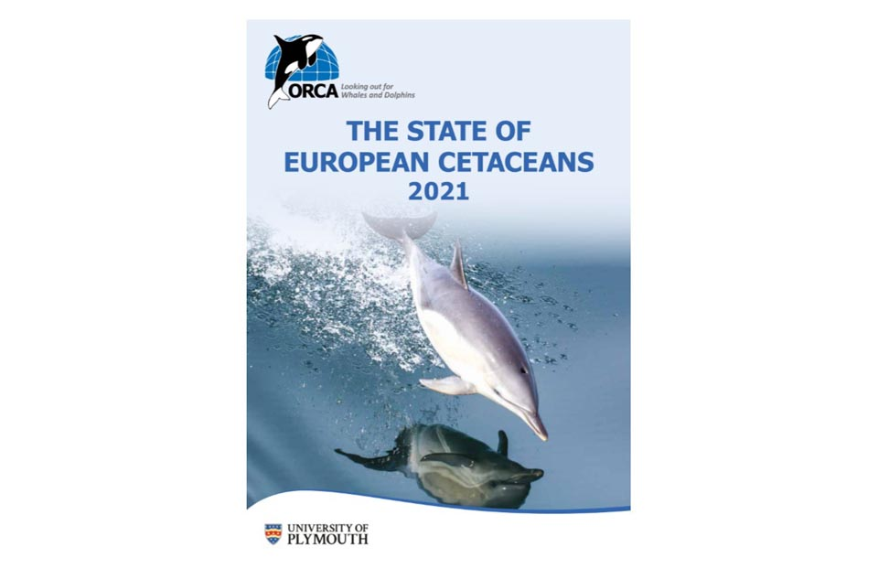 The State of European Cetaceans 2021 has launched!